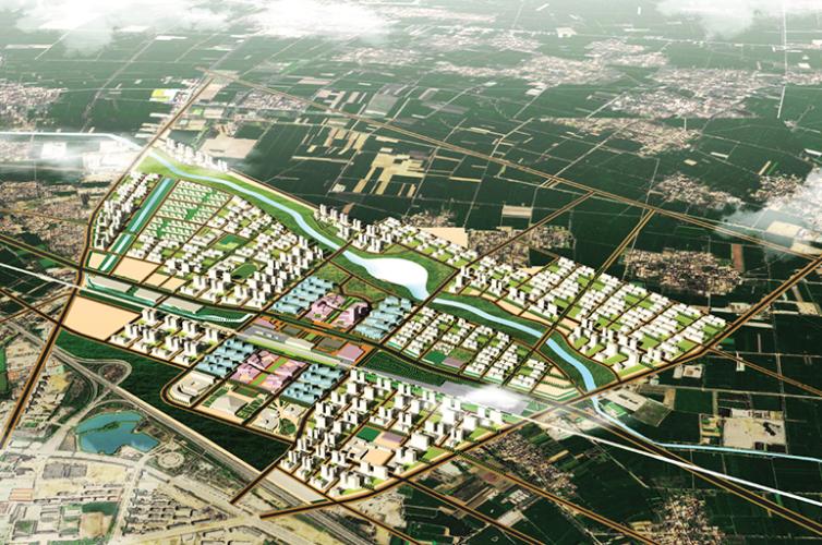 Shen Qiu Urban Design